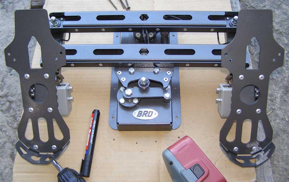 Criando um pedal para rudder! Pedals26_193